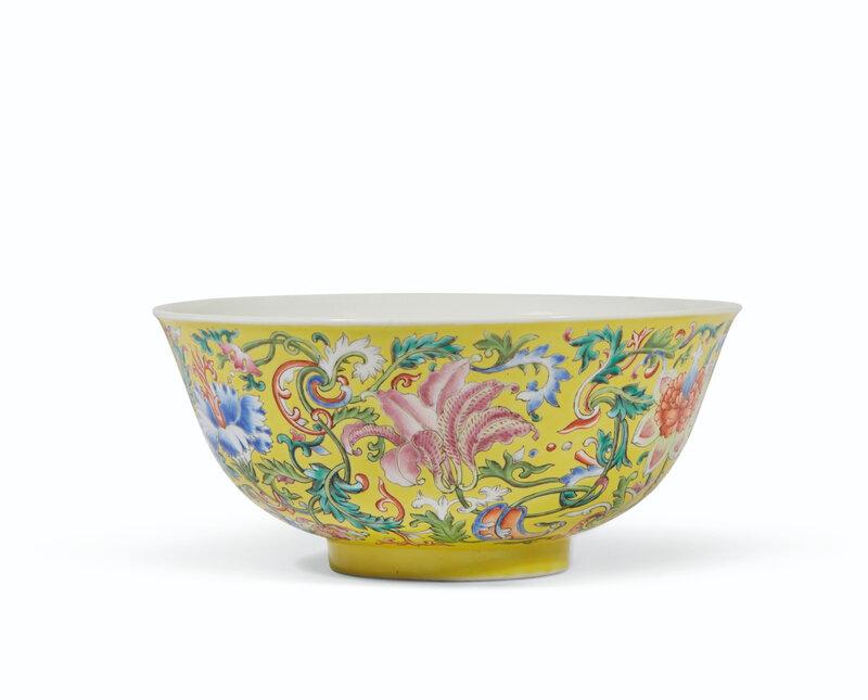 2020_PAR_18815_0139_001(bol_en_porcelaine_yangcai_a_fond_jaune_chine_dynastie_qing_marque_en_c)