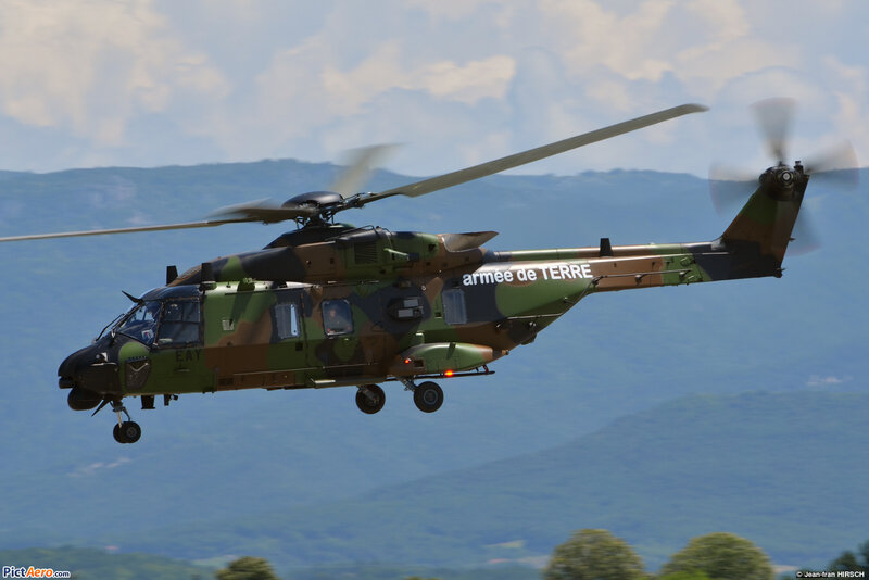 100 NH Industries NH-90 TTH Caiman F-MEAY