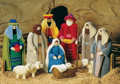Traduction Christmas Crib – Christmas Special – Jean Greenhowe