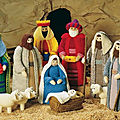 Christmas crib – christmas special – jean greenhowe