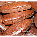 Barquettes au chocolat (thermomix)