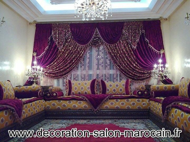 Deco Salon Marocain Traditionnel - BestHolidayDeals.CO