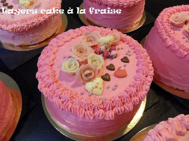 layers cake à la fraise2
