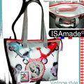 «vintage style» collector n°211704 sac/bag