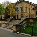 Collège de France rue des Ecoles.