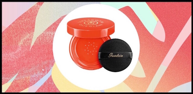 guerlain terracotta cushion 1