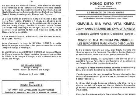 KONGO DIETO 777 a