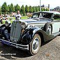 Horch 853 sport cabriolet de 1937 (9ème Classic Gala de Schwetzingen 2011) 01