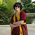 Cosplay Zuko - version swag !