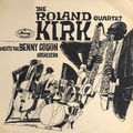 Roland Kirk - 1963 - The Roland Kirk Quartet Meets The Benny Golson orchestra (Mercury)