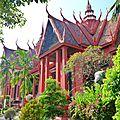 302e au 304e jour : arrivée au cambodge et visite des lieux d'extermination khmers, un choc !!!!