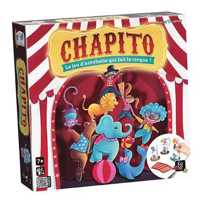 Boutique jeux de société - Pontivy - morbihan - ludis factory - Chapito