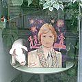 Cloclo, le cochon et le kitsch chic de la rue d'hauteville