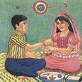 Happy raksha bhandan !