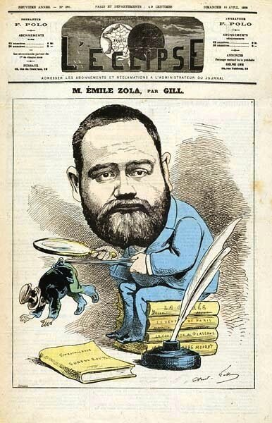 Emile Zola L Oeuvre Mes Lectures Classiques