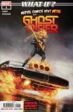what if marvel went metal with ghost rider