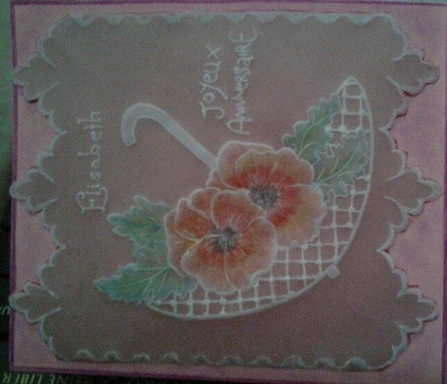 carte Elisabeth