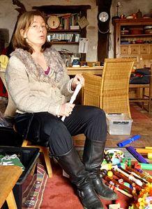 Christiane_joue_de_la_flute