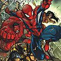 En stock ! pack avenging spiderman 1 à 3 ! joe mad !