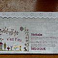 enveloppe NAT 1 2010 gommée