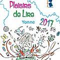 Prix plaisirs de lire 2017