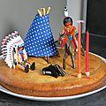 Happy 2, sioux ! #bougies ou feu de camp ?