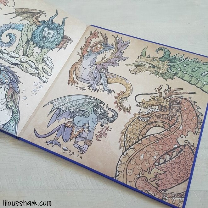 Un Theme Des Livres Coloriage Pour Adulte Lilou S Shark Le Blog