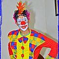 Clown 06 17 40 08 33