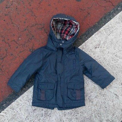 manteau pluie écossais