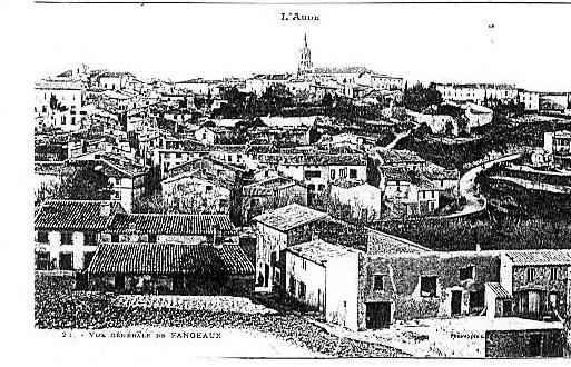 Fanjeaux dans l'Aude