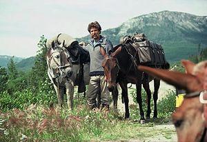 Émile Brager le dieu de la rando à cheval