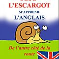 Test de l'ebook *jojo l'escargot m'apprend l'anglais*