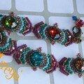 Bracelet Aztec de Biloba