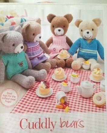 Traduction Cuddly Bears - Angela Turner