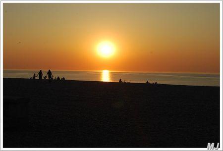 Coucher soleil 1