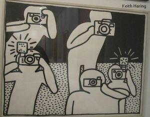 Keith Haring 9