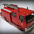 UNIC 75U10 Premier Secours de la Brigade des Sapeurs-Pompiers de Paris
