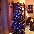 ♥ notre maison s'est parée pour les fêtes ♥