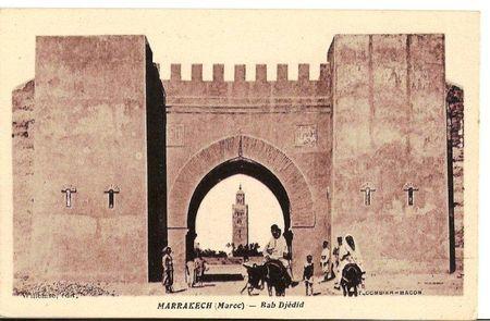MARRAKECH__Maroc__Bab_Djedid_Willemse