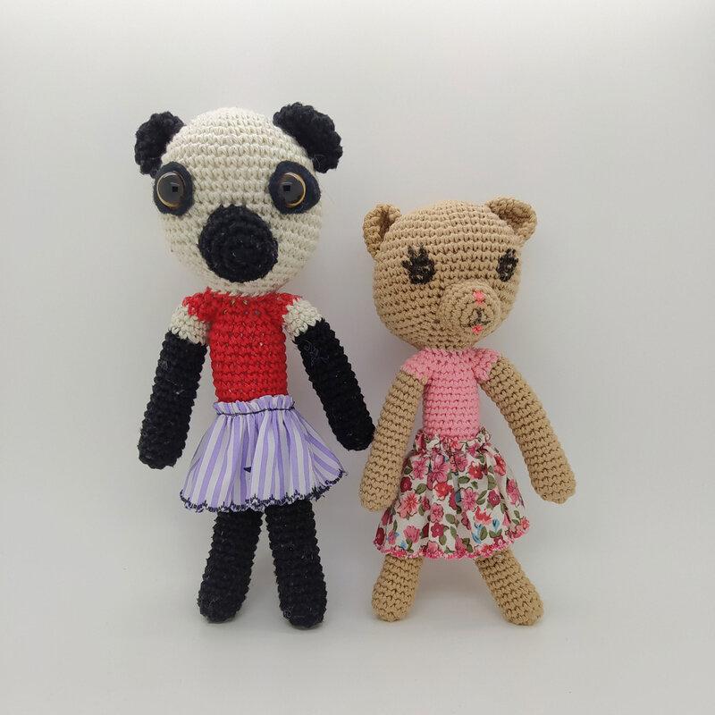 #Crochet #Amigurumi, Nouveau patron : Anita