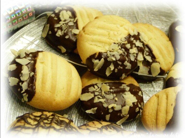 Sablés chocolat amandes3