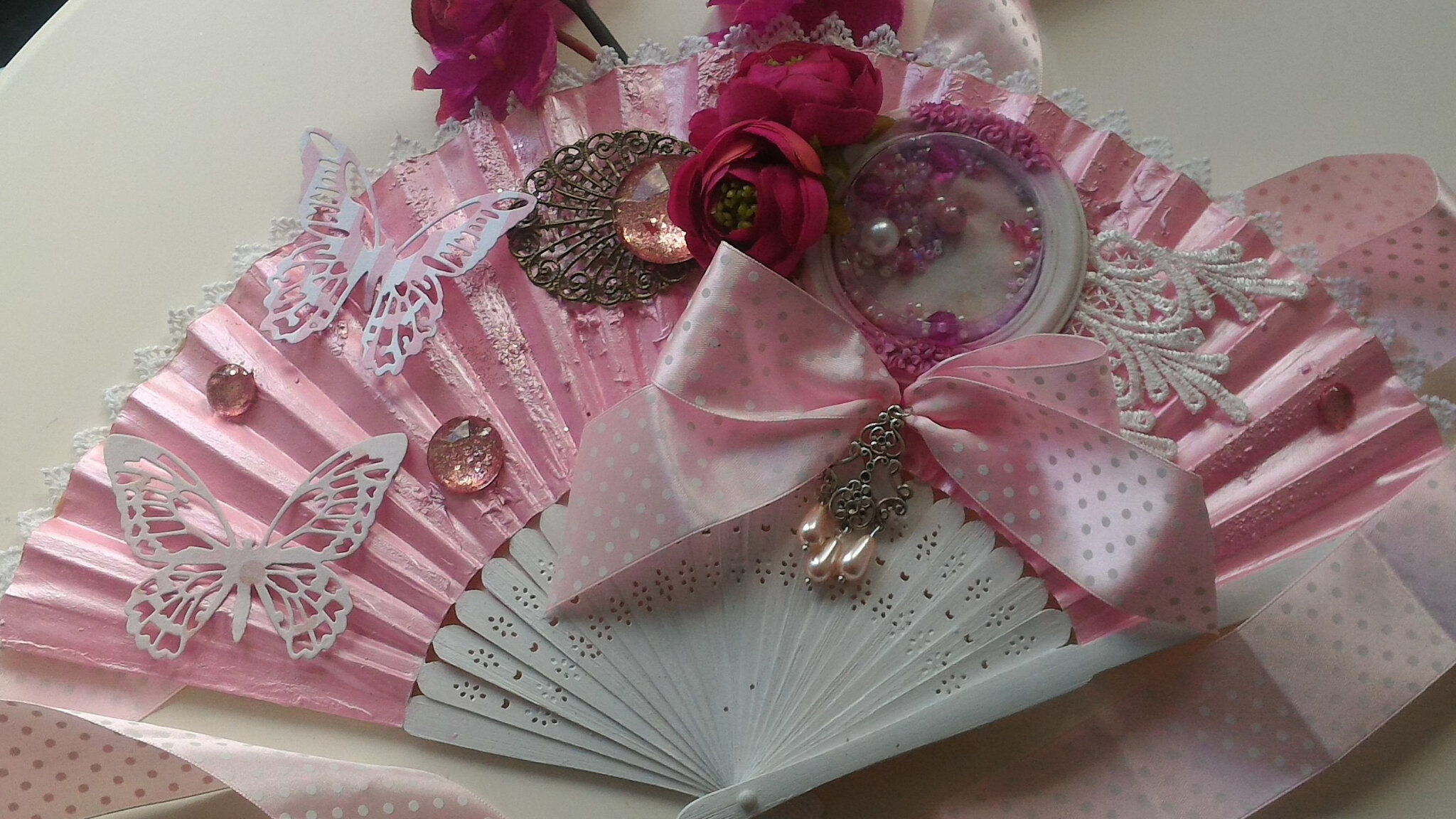 Altered fan Marie-Antoinette