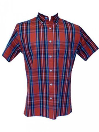HOWARDRed_Tartan_shirt