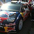 Sébastien ogier vainqueur du rallye de france alsace