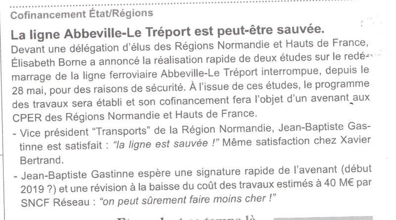 Abbeville Le Tréport
