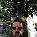 Jénorme sur la Place Dalida (75)