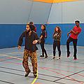 Danse Oussama le 15 Novembre