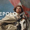 'tiepolo. the best painter in venice' at staatsgalerie stuttgart