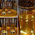 2 verres à SUZE (20€)