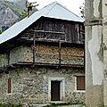 Tournage aux viollins-hameau de freissinières
